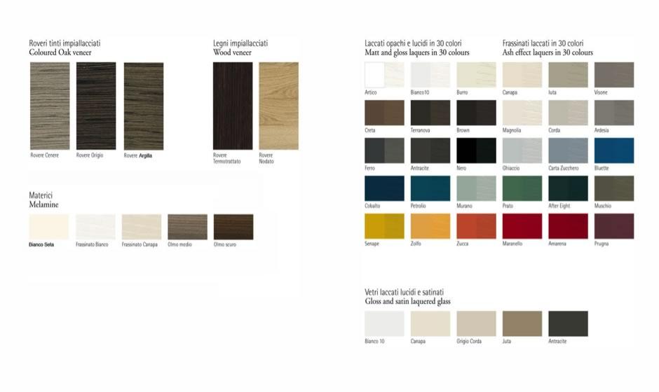 Sangiacomo nieuwe kleuren